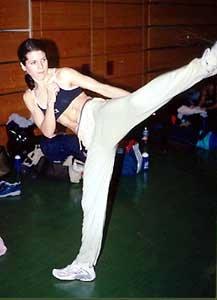 Tina Kick